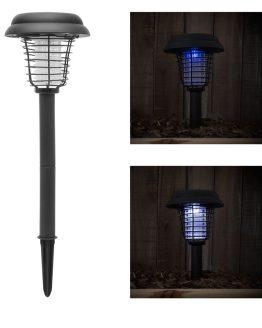 UV Lapač hmyzu s lampou. 2 zariadenia v 1.