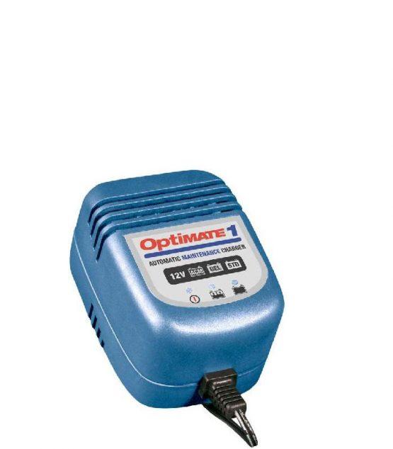 Najnižší a najjednoduchší model špičkových nabíjačiek radu OPTIMATE. Automatická nabíjačka 12V / 0,6A .