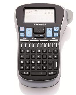 Štítkovač DYMO LM 260. Ručný štítkovač na kazety typu D1 od firmy DYMO.