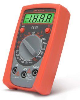 Digitálnz multimeter -kompakt 25 103 Maxwell