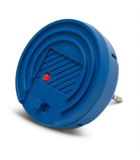 Unverzálny odpudzovač s menitešnou frekvenciou na hmyz a škodcov.