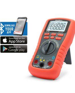 Digitálny Smart multimeter s Bluetooth